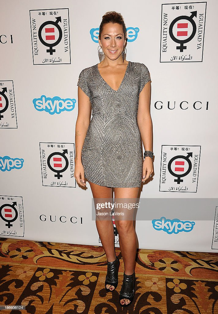 Singer Colbie Caillat attends the 'Make Equality Reality' event at Montage Beverly Hills on November 4, 2013 in Beverly Hills, California.