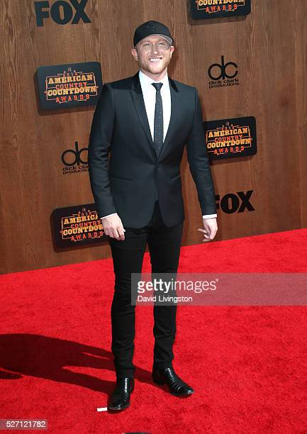 Singer Cole Swindell attends the 2016 American Country Countdown Awards at The Forum on May 01 2016 in Inglewood California