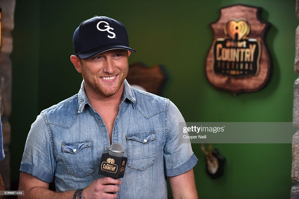 Singer Cole Swindell attends the 2016 iHeartCountry Festival at The Frank Erwin Center on April 30, 2016 in Austin, Texas.