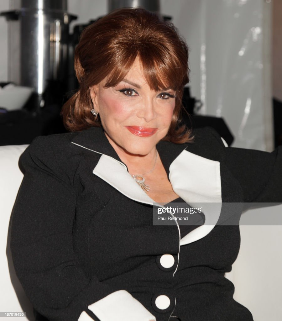 Singer Connie Francis attends the Homeward Bound Telethon at American Legion Hall on November 10, 2013 in Los Angeles, California.