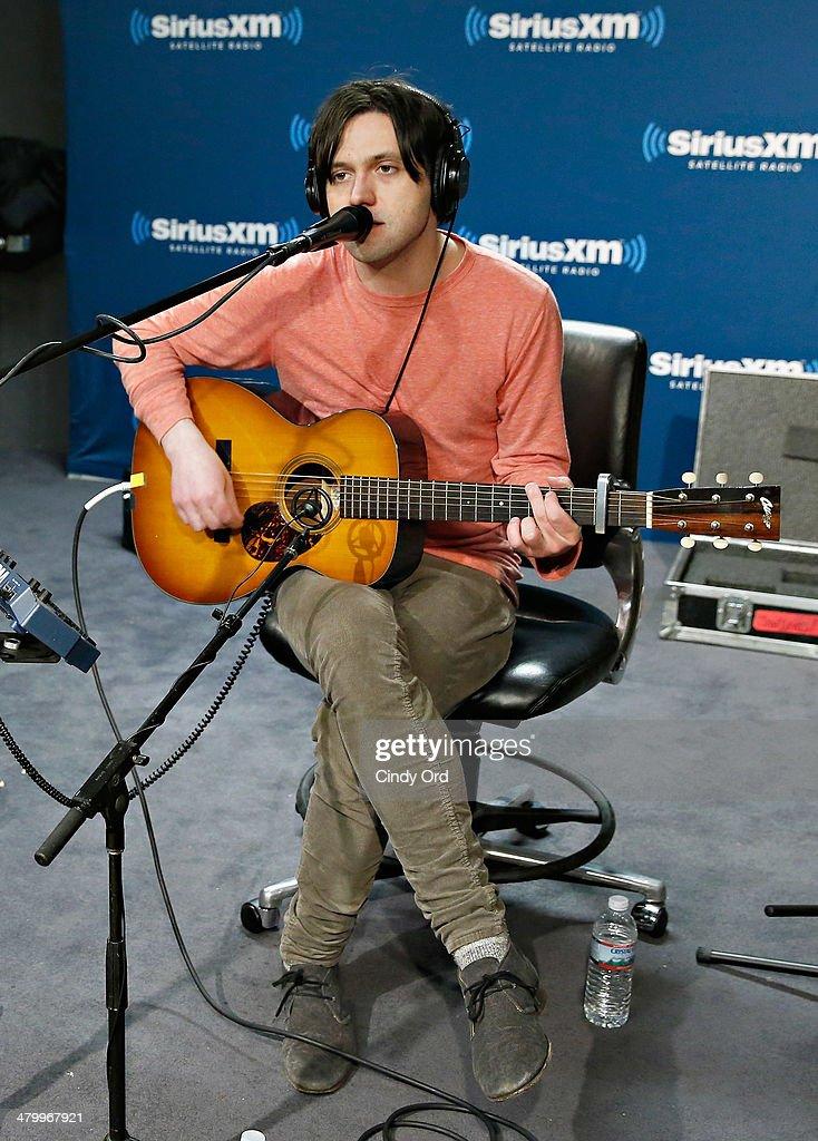 Celebrities Visit SiriusXM Studios - March 21, 2014