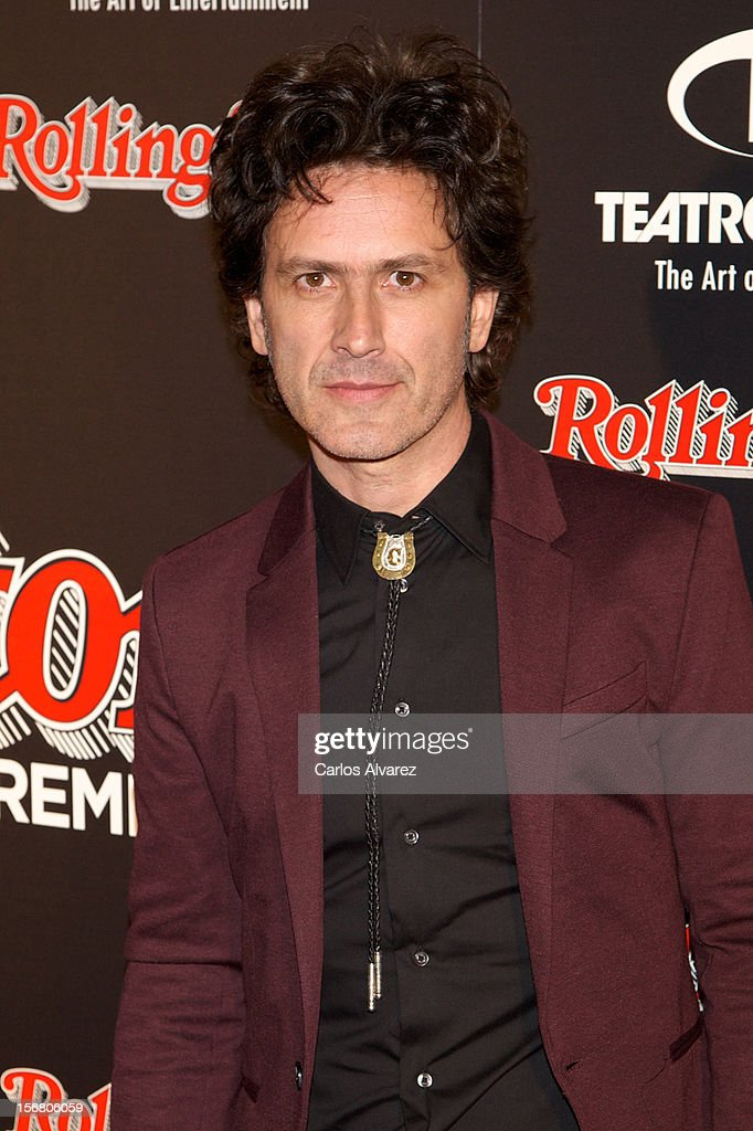 Rolling Stone Awards 2012 in Madrid