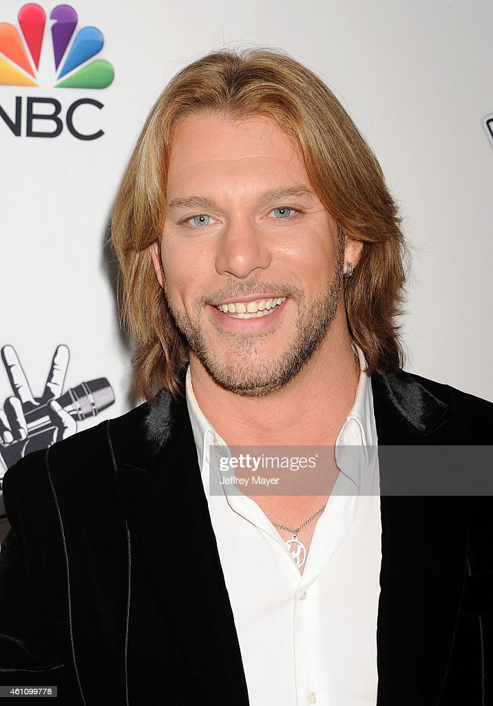 Singer Craig Wayne Boyd attends the NBC's 'The Voice' Season 7 Red Carpet Event held at HYDE Sunset: Kitchen + Cocktails on December 8, 2014 in West Hollywood, California.