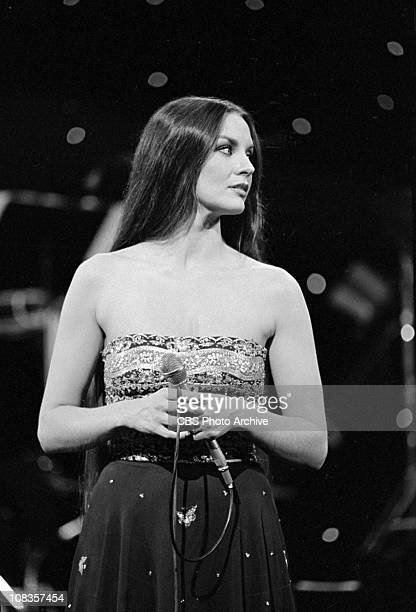 Singer Crystal Gayle for The Crystal Gayle Special Image dated September 1 1979