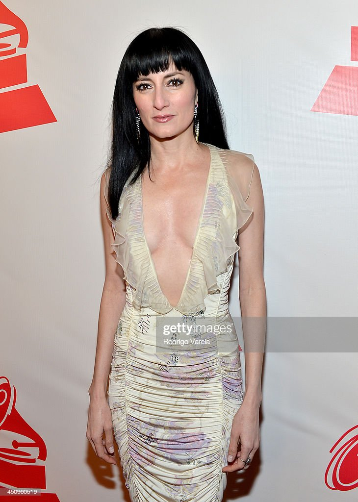 Singer Cucu Diamantes attends the 2013 Latin Recording Academy Special Awards during the 14th annual Latin GRAMMY Awards on November 20, 2013 in Las Vegas, Nevada.