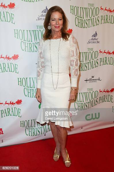 Singer Cynthia Basinet arrives at the 85th Annual Hollywood Christmas Parade on November 27 2016 in Hollywood California