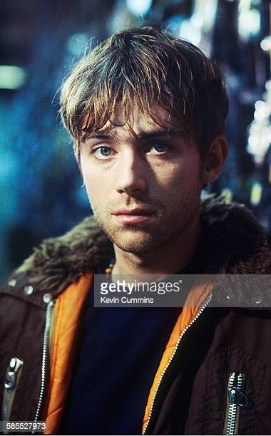 Singer Damon Albarn of English Britpop band Blur 15th January 1996
