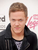 Singer Dan Reynolds of Imagine Dragons arrives at the 2014 Billboard Music Awards at the MGM Grand Garden Arena on May 18 2014 in Las Vegas Nevada