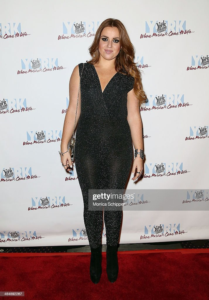 Singer Daniela Brooker attends the 22nd annual Oscar Hammerstein Award gala at The Hudson Theatre on December 9, 2013 in New York City.