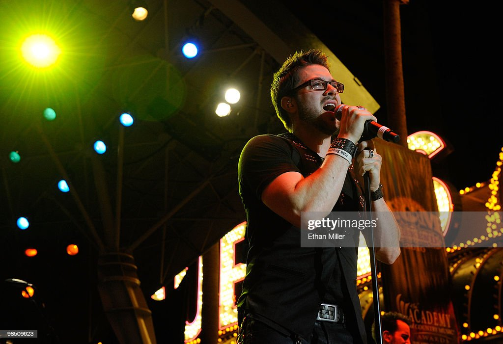 45th Annual Academy Of Country Music Awards - Concerts On Fremont - Day 1