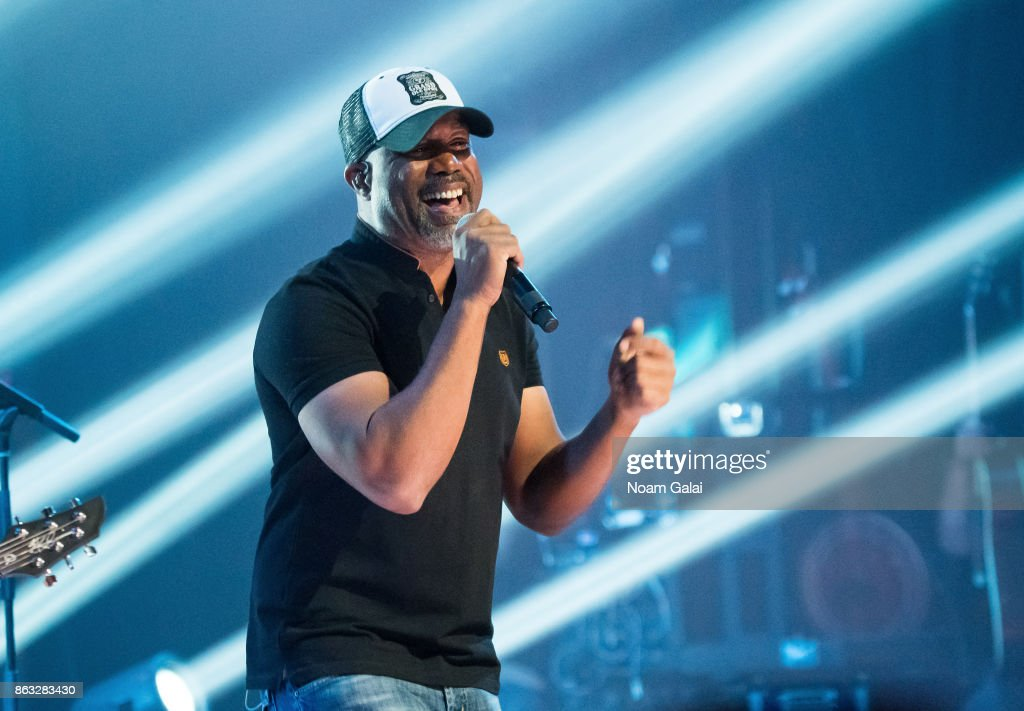 Darius Rucker In Concert - New York, New York