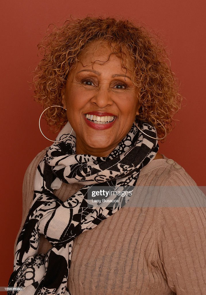Singer <a gi-track='captionPersonalityLinkClicked' href=/galleries/search?phrase=Darlene+Love&family=editorial&specificpeople=220743 ng-click='$event.stopPropagation()'>Darlene Love</a> poses for a portrait during the 2013 Sundance Film Festival at the Getty Images Portrait Studio at Village at the Lift on January 21, 2013 in Park City, Utah.