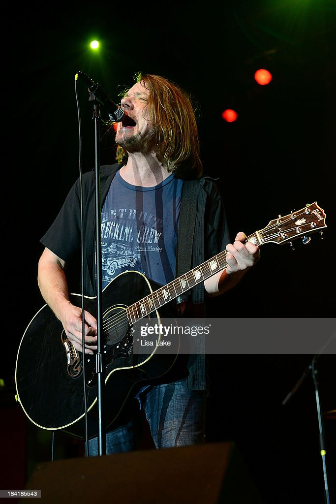 Singer Dave Pirner of Soul Asylum performs at Sands Bethlehem Event Center on October 11, 2013 in Bethlehem, Pennsylvania.