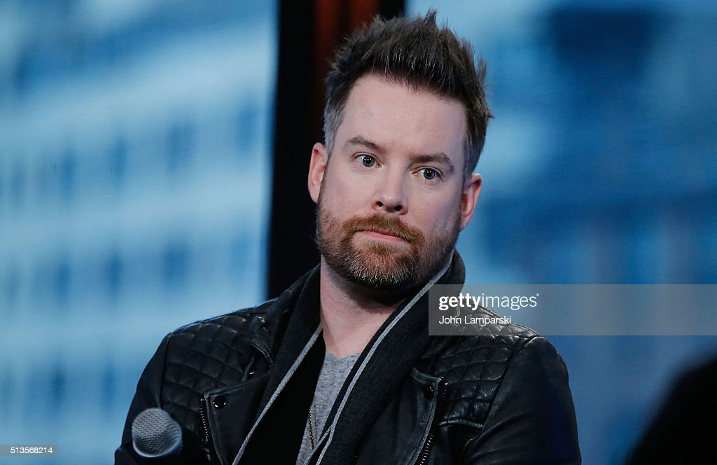 david cook how tall