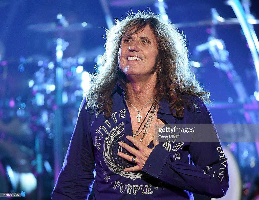 Whitesnake In Concert At The Hard Rock Joint