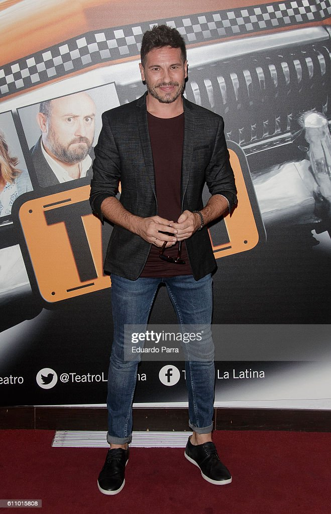 'Taxi' Madrid Premiere