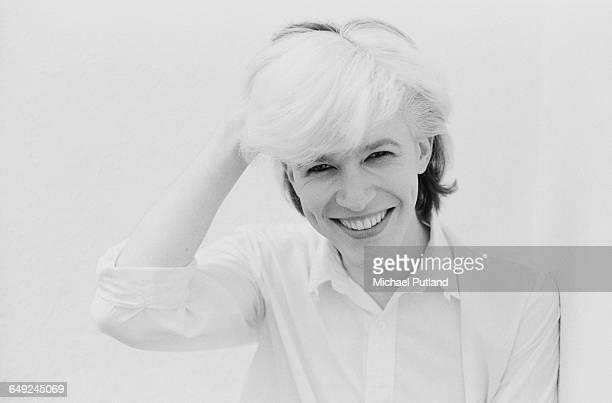 Singer David Sylvian of English new romantic group Japan August 1980