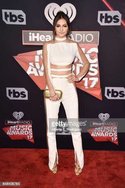 Singer Daya attends the 2017 iHeartRadio Music Awards which broadcast live on Turner's TBS TNT and truTV at The Forum on March 5 2017 in Inglewood...
