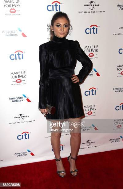 Singer Daya attends Universal Music Group's 2017 GRAMMY after party at The Theatre at Ace Hotel on February 12 2017 in Los Angeles California