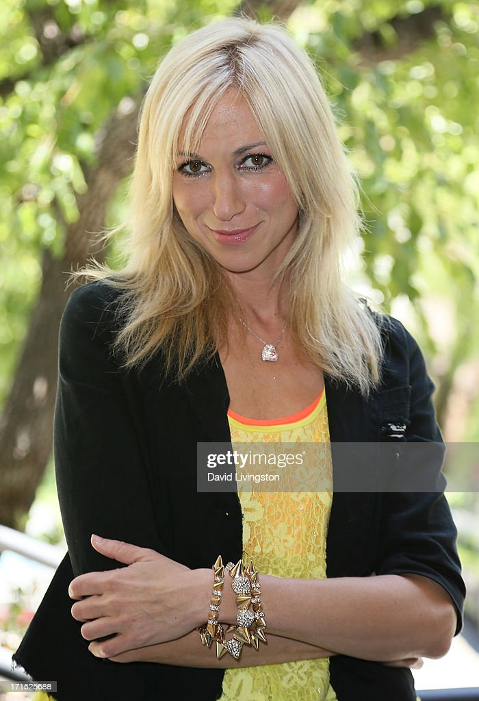 Singer Debbie Gibson celebrates the 25th anniversary of 'Foolish Beat' at Antonio Sabato Jr.'s acting camp on June 25, 2013 in Westlake Village, California.