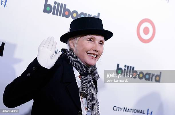 Singer Debbie Harry attends 2013 Billboard's Annual Women in Music Event at Capitale on December 10 2013 in New York City