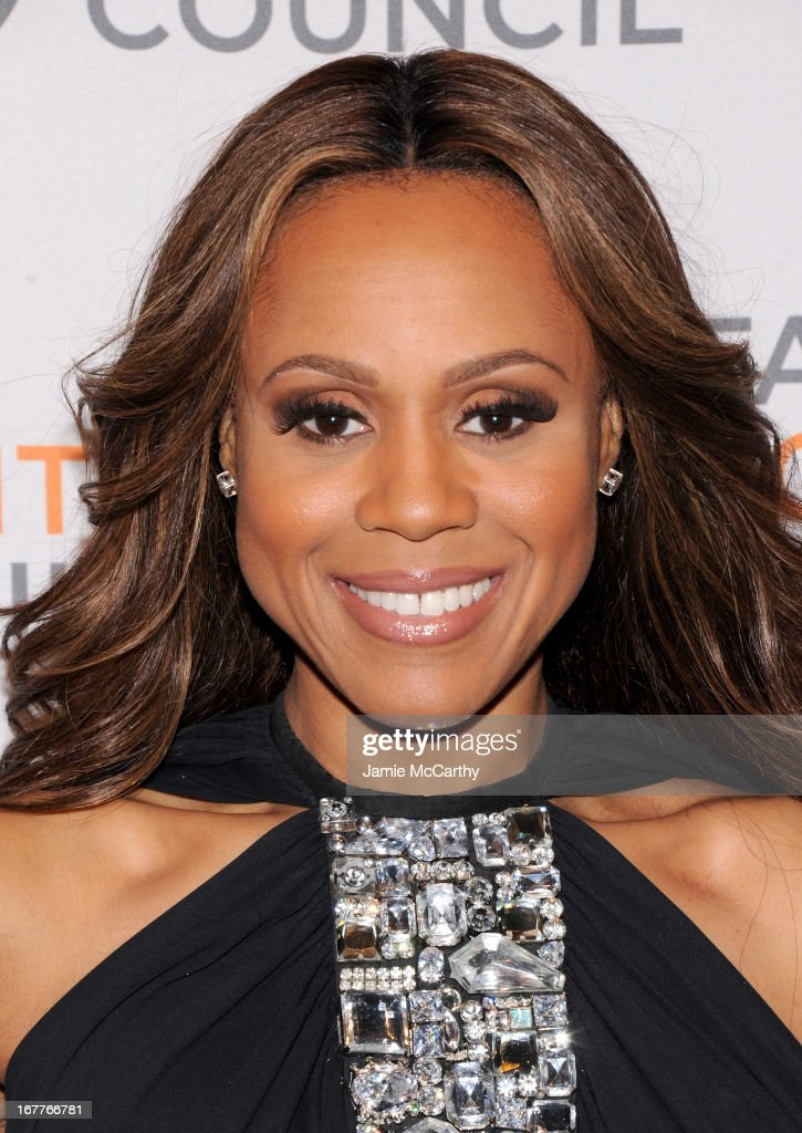 Singer Deborah Cox attends the Family Equality Council's Night at the Pier at Pier 60 on April 29, 2013 in New York City.
