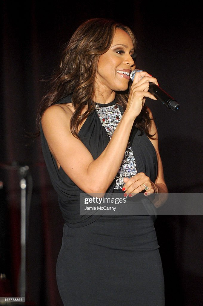Singer <a gi-track='captionPersonalityLinkClicked' href=/galleries/search?phrase=Deborah+Cox&family=editorial&specificpeople=213023 ng-click='$event.stopPropagation()'>Deborah Cox</a> performs at the Family Equality Council's Night at the Pier at Pier 60 on April 29, 2013 in New York City.