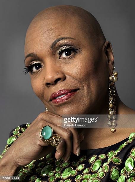 Singer Dee Dee Bridgewater is photographed for Self Assignment in 2011