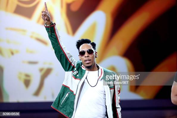 Singer Deitrick Haddon performs onstage during BET Celebration Of Gospel 2016 at Orpheum Theatre on January 9 2016 in Los Angeles California