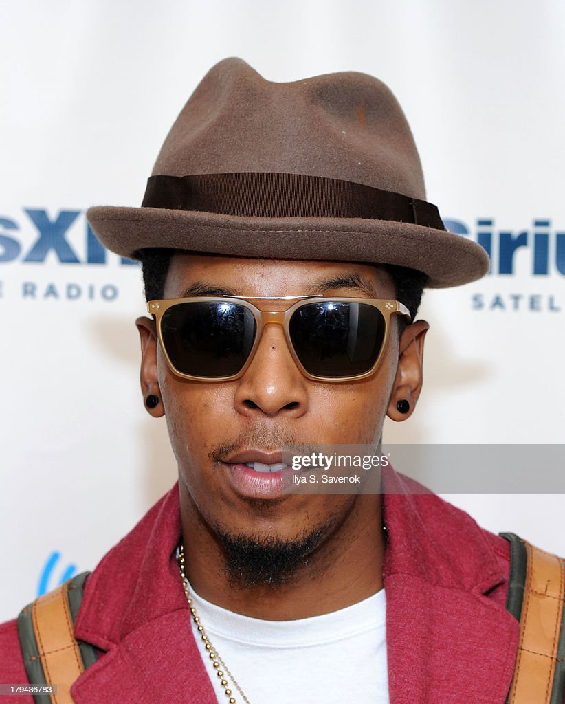 Singer <a gi-track='captionPersonalityLinkClicked' href=/galleries/search?phrase=Deitrick+Haddon&family=editorial&specificpeople=2236130 ng-click='$event.stopPropagation()'>Deitrick Haddon</a> visits SiriusXM Studios on September 3, 2013 in New York City.