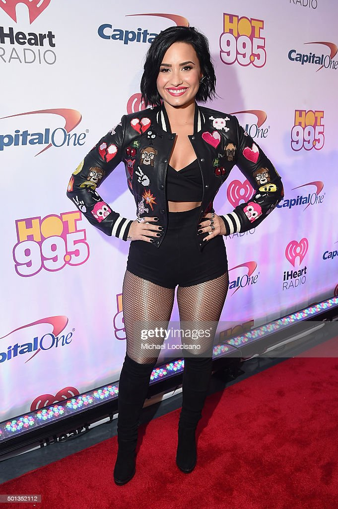 Hot 99.5's Jingle Ball 2015  - Backstage