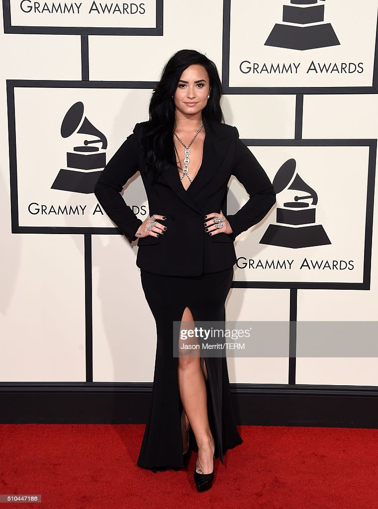 The 58th GRAMMY Awards - Arrivals