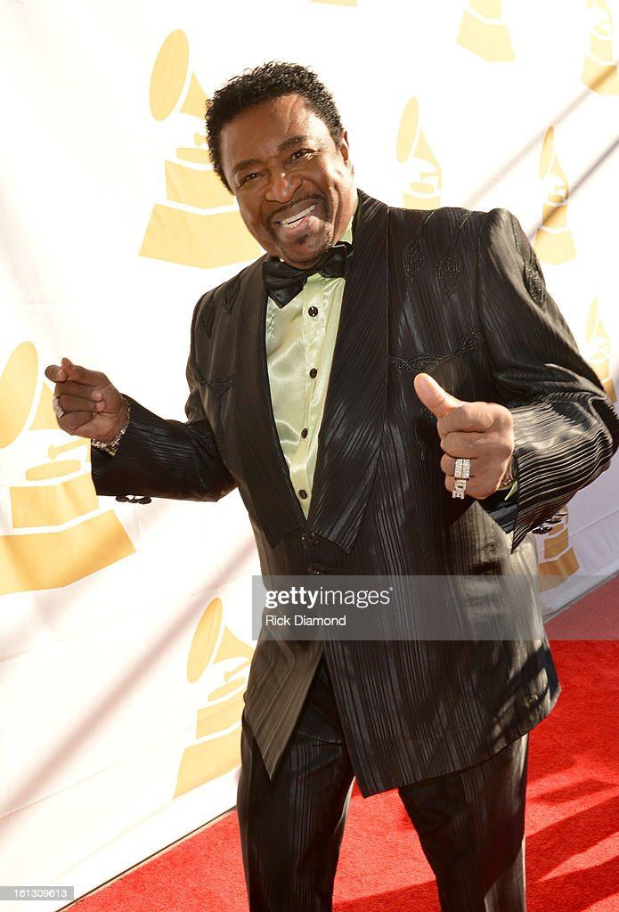 Singer Dennis Edwards of The Temptations attends the Special Merit Awards Ceremony during the 55th Annual GRAMMY Awards at the Wilshire Ebell Theater on February 9, 2013 in Los Angeles, California.