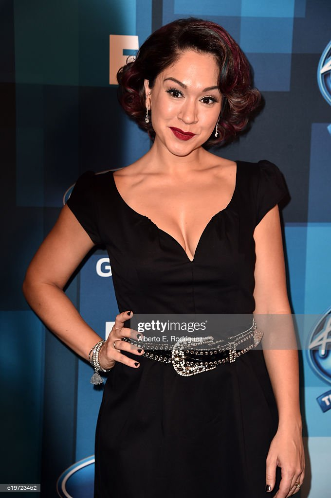 Singer Diana DeGarmo attends FOX's 'American Idol' Finale For The Farewell Season at Dolby Theatre on April 7, 2016 in Hollywood, California.