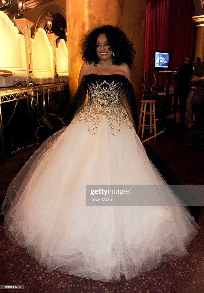 Singer <a gi-track='captionPersonalityLinkClicked' href=/galleries/search?phrase=Diana+Ross&family=editorial&specificpeople=202836 ng-click='$event.stopPropagation()'>Diana Ross</a> attends TNT Christmas in Washington 2012 at National Building Museum on December 9, 2012 in Washington, DC. 23098_003_KM_1408.JPG