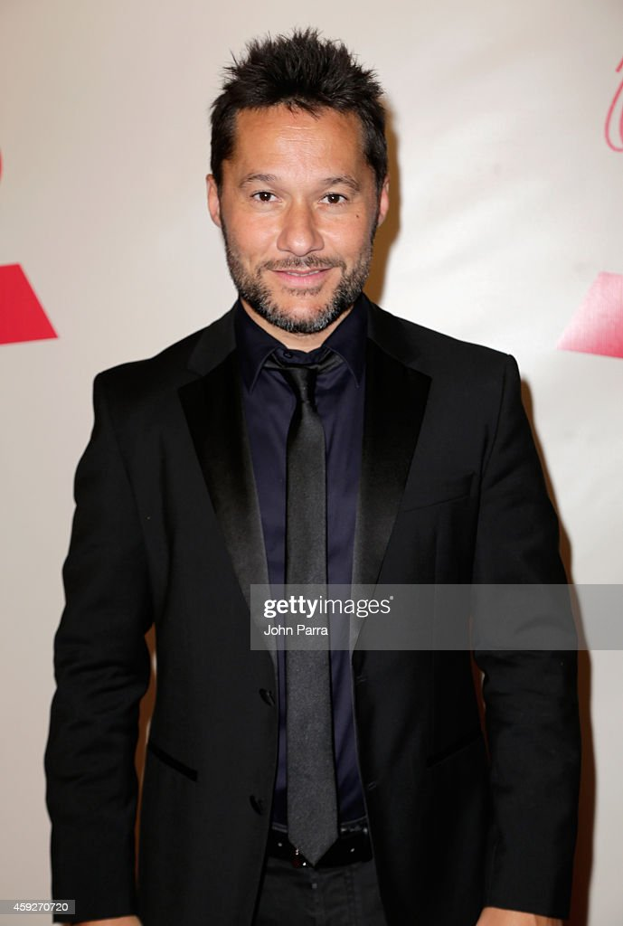 Singer Diego Torres attends the 2014 Person of the Year honoring Joan Manuel Serrat at the Mandalay Bay Events Center on November 19, 2014 in Las Vegas, Nevada.