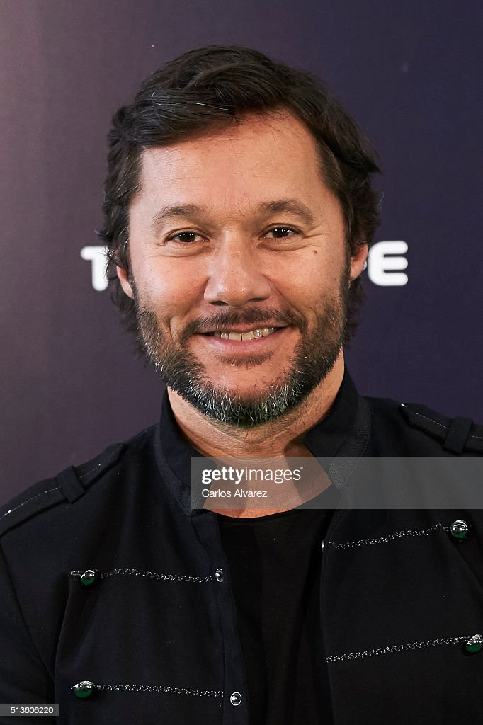 Singer Diego Torres attends the 'Cadena Dial' 2015 awards press room at the Recinto Ferial on March 3, 2016 in Tenerife, Spain.