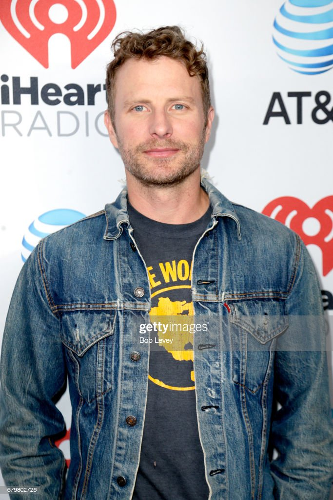 Singer Dierks Bentley attends the 2017 iHeartCountry Festival, A Music Experience by AT&T at The Frank Erwin Center on May 6, 2017 in Austin, Texas.
