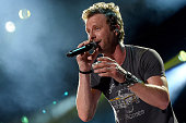 Singer Dierks Bentley performs onstage during 2016 CMA Festival Day 1 at Nissan Stadium on June 9 2016 in Nashville Tennessee