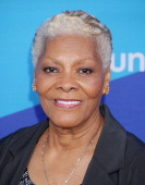 Singer Dionne Warwick arrives at the 1st Annual Unite4humanity event hosted by Unite4good and Variety at Sony Studios on February 27 2014 in Los...
