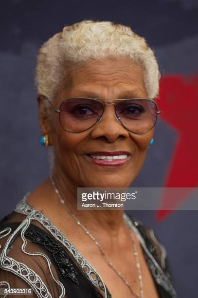 Singer Dionne Warwick attends Black Girls Rock at New Jersey Performing Arts Center on August 5 2017 in Newark New Jersey