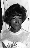 Singer Dionne Warwick attends Scepter Records Party for Dionne Warwick on May 7 1968 at the Pierre Hotel in New York City