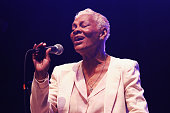 Singer Dionne Warwick attends the City Parks Foundation Celebrates Thirty Years Of SummerStage at Rumsey Playfield Central Park on June 22 2015 in...