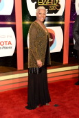 Singer Dionne Warwick attends the Soul Train Awards 2013 at the Orleans Arena on November 8 2013 in Las Vegas Nevada