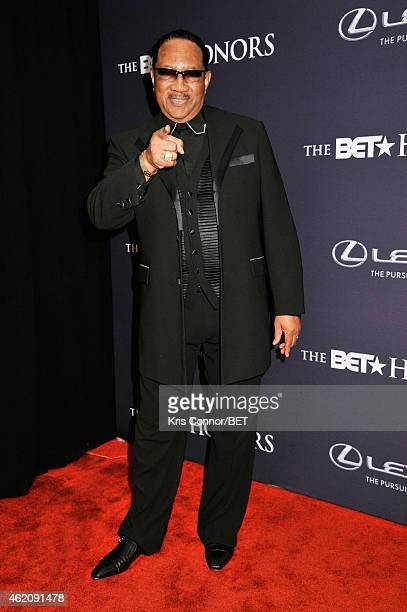 Singer Dr Bobby Jones attends 'The BET Honors' 2015 at Warner Theatre on January 24 2015 in Washington DC