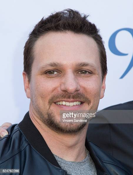 Singer Drew Lachey attends the My2k tour launch with 98 Degrees OTown Dream and Ryan Cabrera at Faculty on April 26 2016 in Los Angeles California