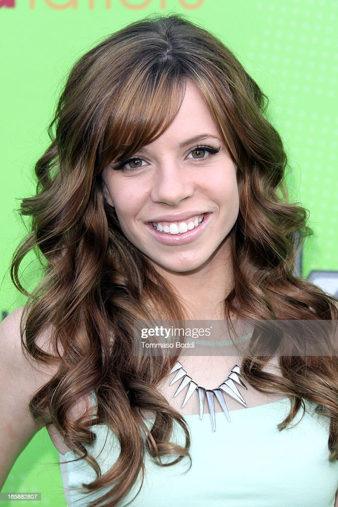 Singer Drew Ryniewicz attends the Skip1.org's 'Skip And Donate' gala event held at The Lot on April 6, 2013 in West Hollywood, California.