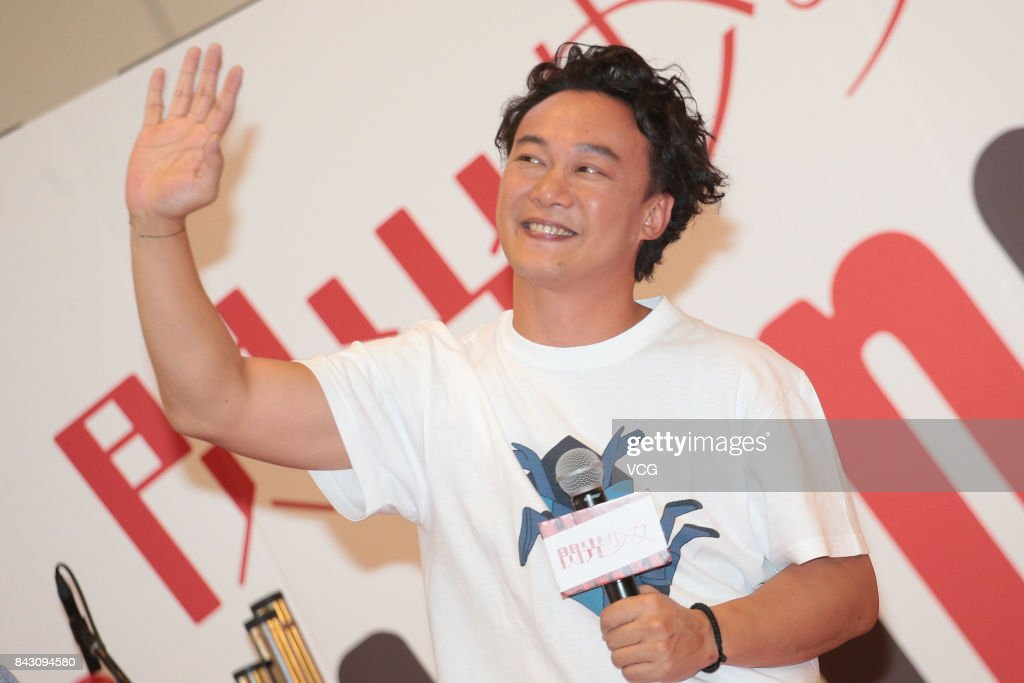 Eason Chan Attends Musical Evening Party In Hong Kong