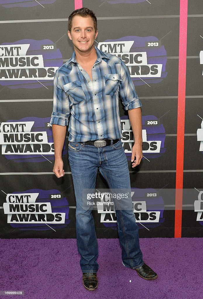 Singer <a gi-track='captionPersonalityLinkClicked' href=/galleries/search?phrase=Easton+Corbin&family=editorial&specificpeople=6756492 ng-click='$event.stopPropagation()'>Easton Corbin</a> attends the 2013 CMT Music awards at the Bridgestone Arena on June 5, 2013 in Nashville, Tennessee.