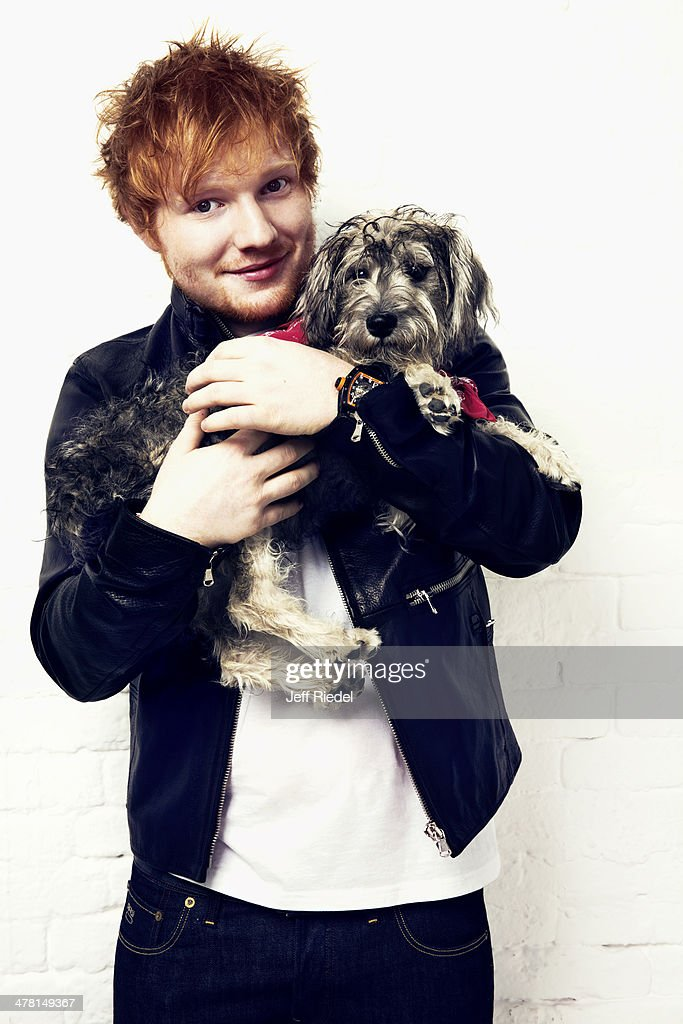 Singer <a gi-track='captionPersonalityLinkClicked' href=/galleries/search?phrase=Ed+Sheeran&family=editorial&specificpeople=7604356 ng-click='$event.stopPropagation()'>Ed Sheeran</a> is photographed for People Magazine on October 30, 2013 in New York City.